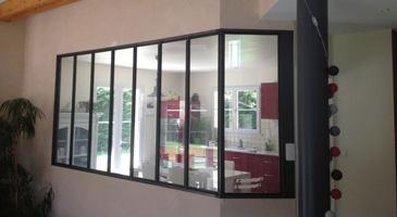 Portes et Cloisons vitrées